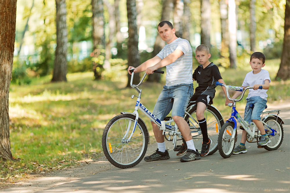 ВЫСТАВКИ - «Отцы и дети: особый кадр»