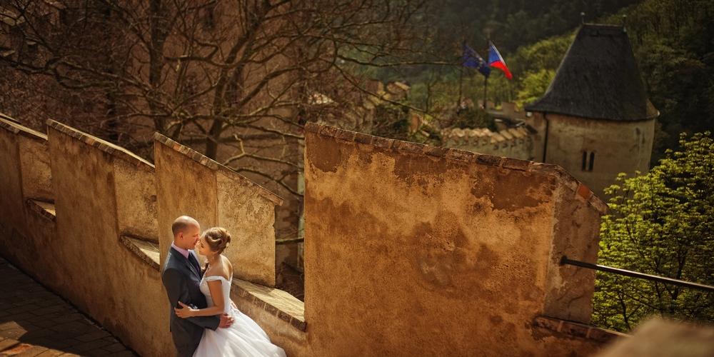 Александр и Виктория_Прага