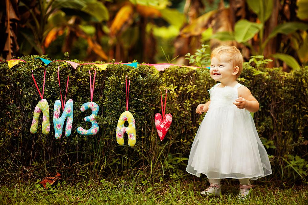 Лиза 1 годик