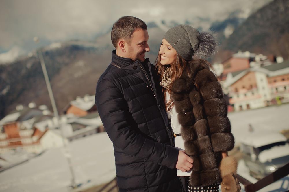 Василий и Ирина, Роза хутор