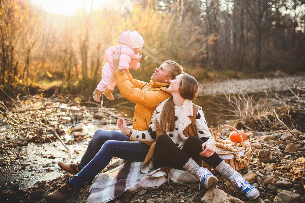 Детские и Семейные съемки