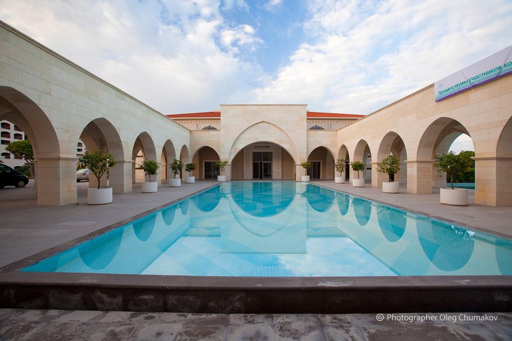 Архитектура/Интерьеры - Фотосъемка для Kempinski Hotel The Dome