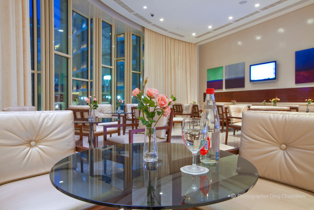 Архитектура/Интерьеры - Фотосъемка для отеля Аквамарин. Москва