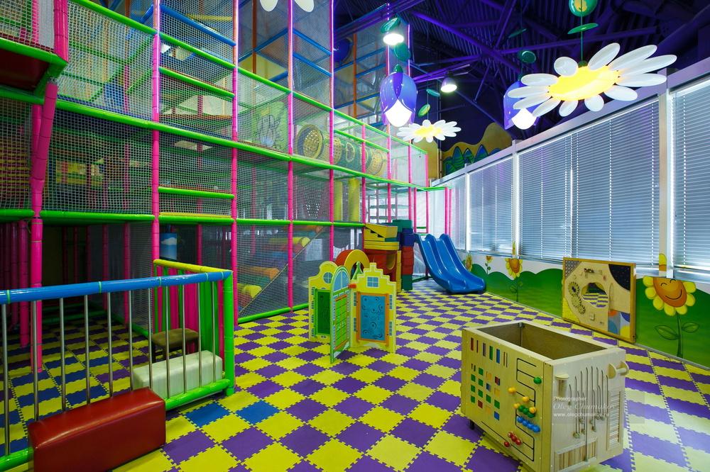 Архитектура/Интерьеры - Фотосъемка для сети игровых центров Космик. Москва