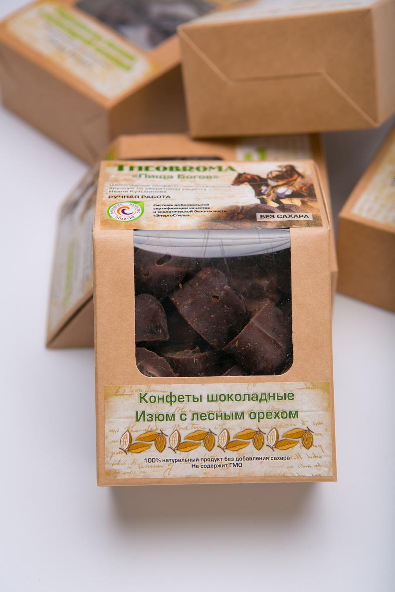 Предметная/Каталоги  - Компания Пища Богов. Съёмка конфет