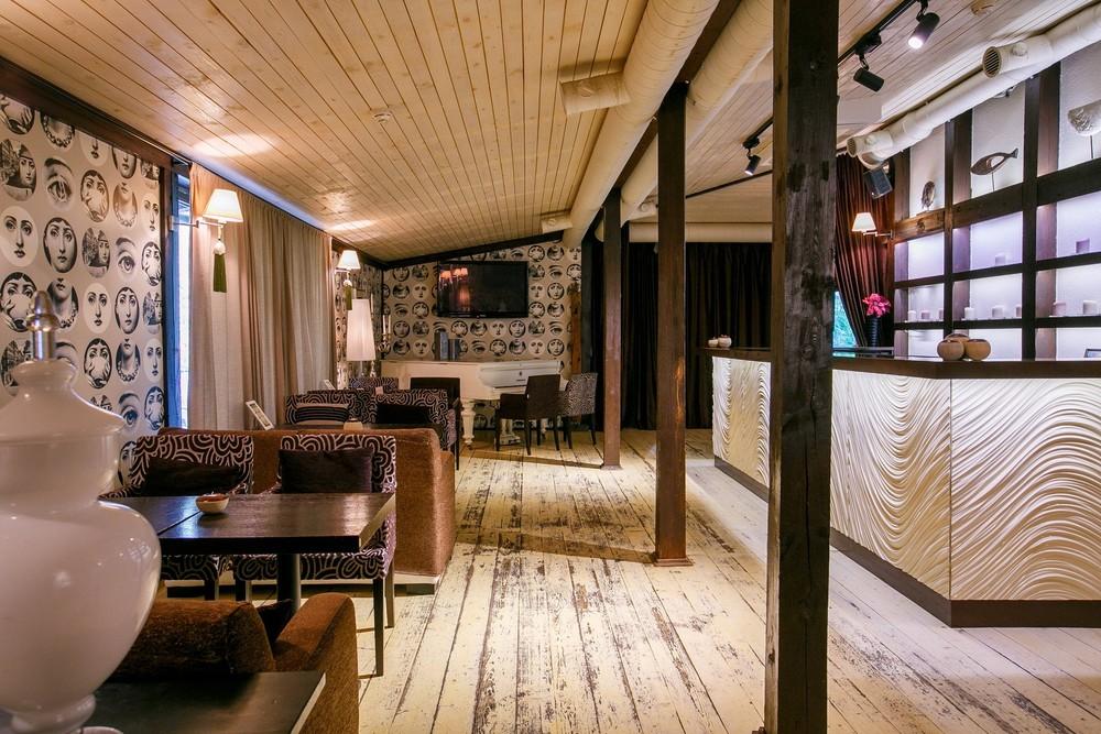 Архитектура/Интерьеры - ресторан