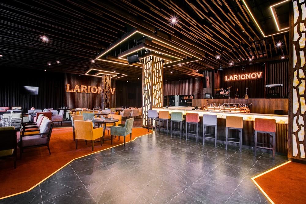 Архитектура/Интерьеры - Larionov Gril&Bar