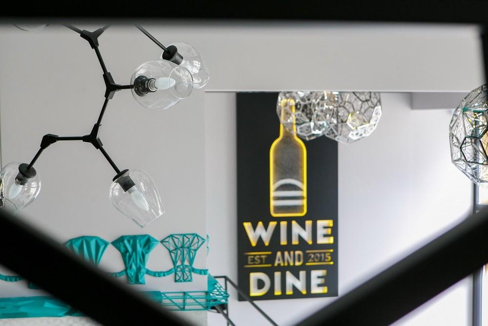 Архитектура/Интерьеры - Wine & Dine
