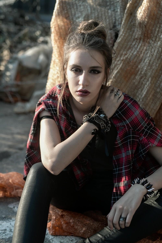 Fashion story/Lookbooks/Сampaigns - RocknShop Store