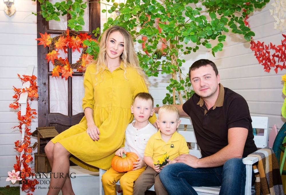 портфолио  - Семейная фотосессия_фотограф Елена