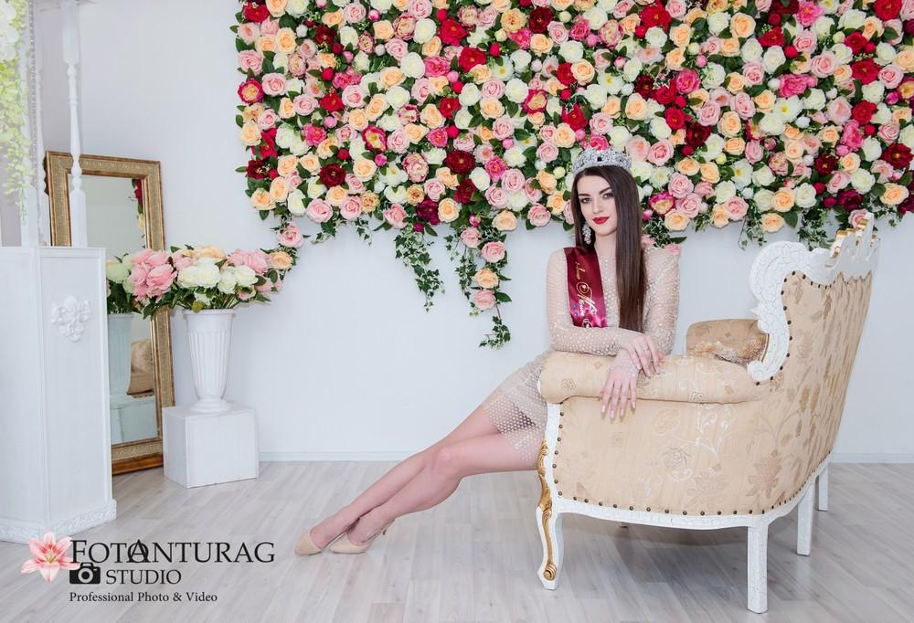 портфолио  - Съёмка для журнала зал Fashion_Фотограф Елена