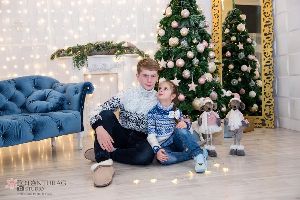 портфолио  - Новогодняя фотосессия1 2020_фотограф Андрей