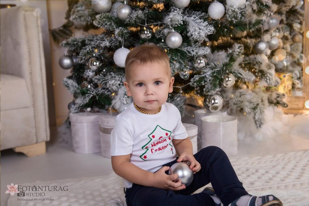 портфолио  - Новогодняя фотосессия_фотограф Андрей