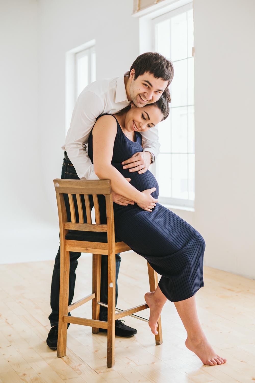Ольга. Фотосессия беременности.