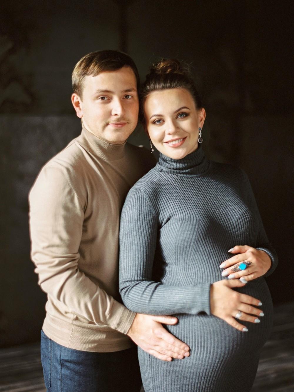 Екатерина. Фотосессия беременности