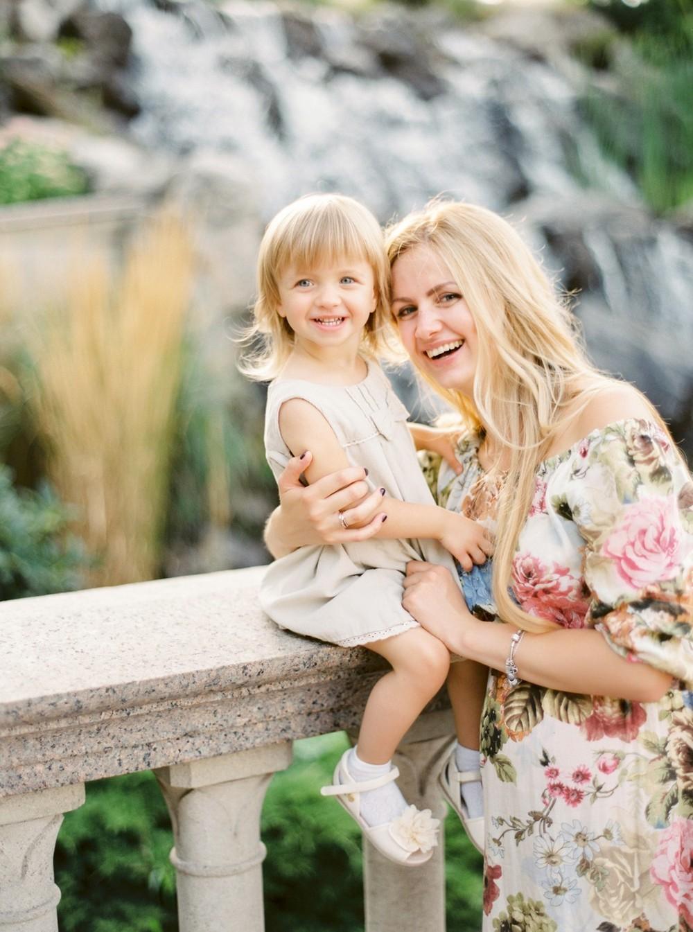 Galina. Mother&Daughter