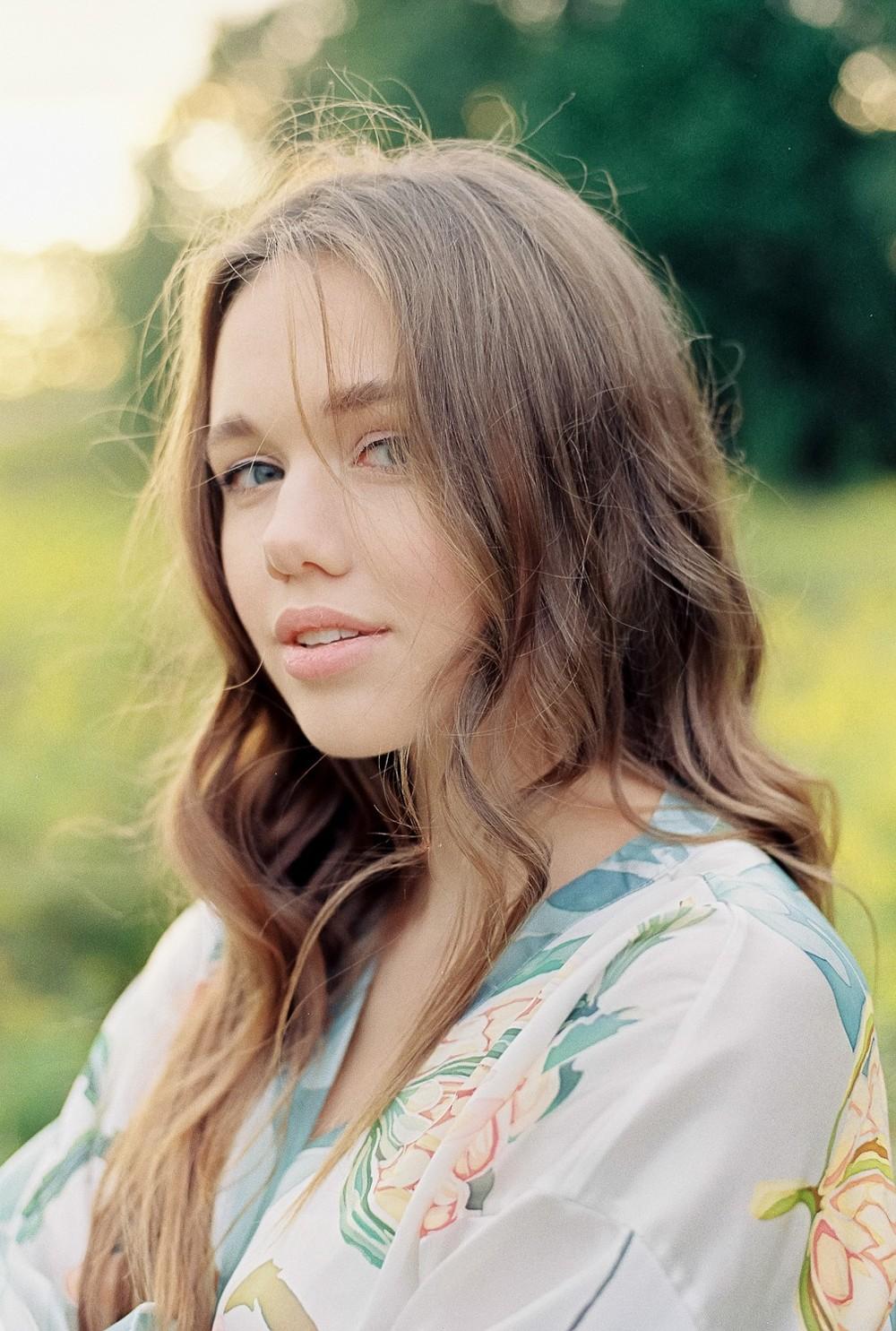 Pregnancy photoshoot with Masha Tim