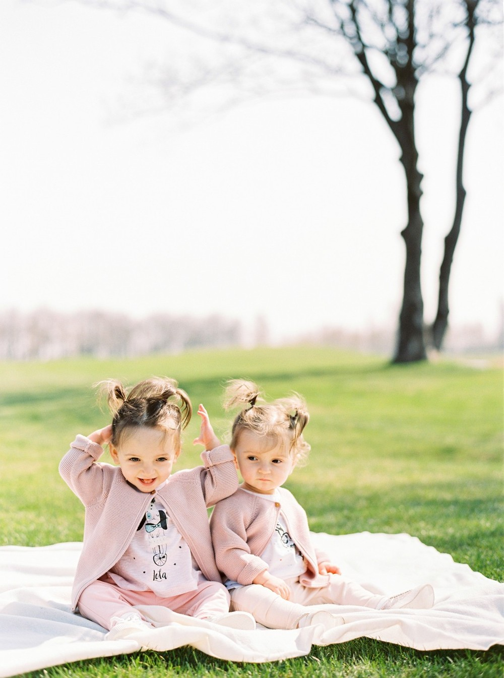 Twins happiness