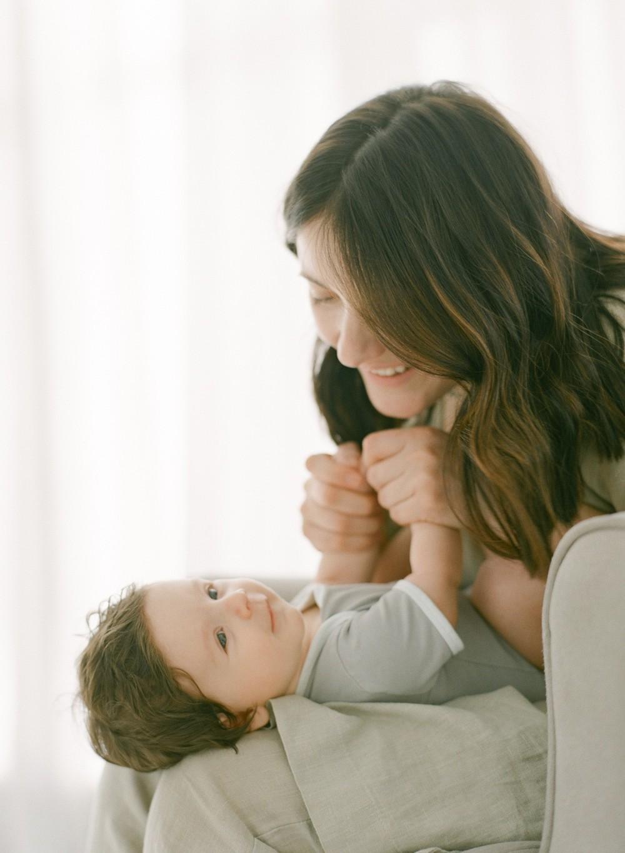 Newborn Lev, 3 month