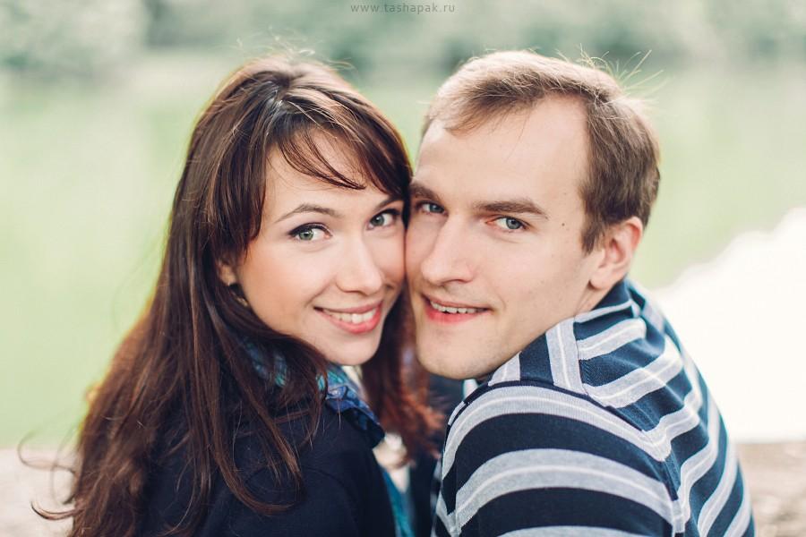 Саша и Женя