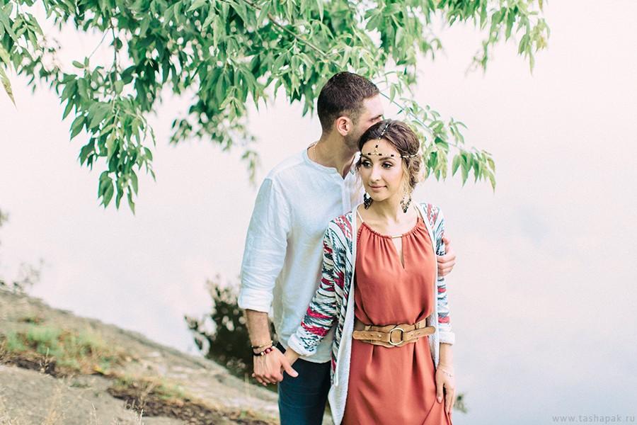 Настя и Саша