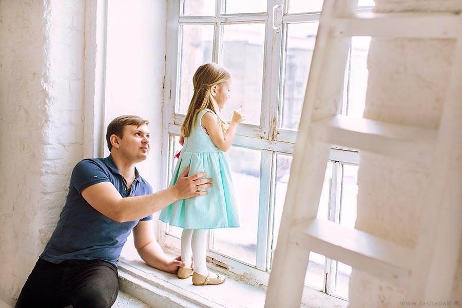 Счастливая семья Дины и Ильи