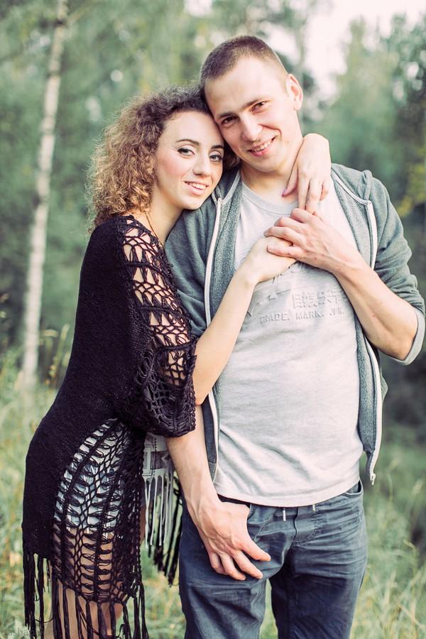 Аня и Саша