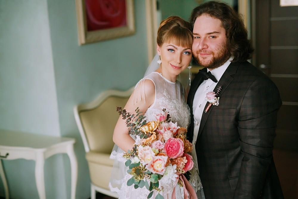 Вика и Андрей