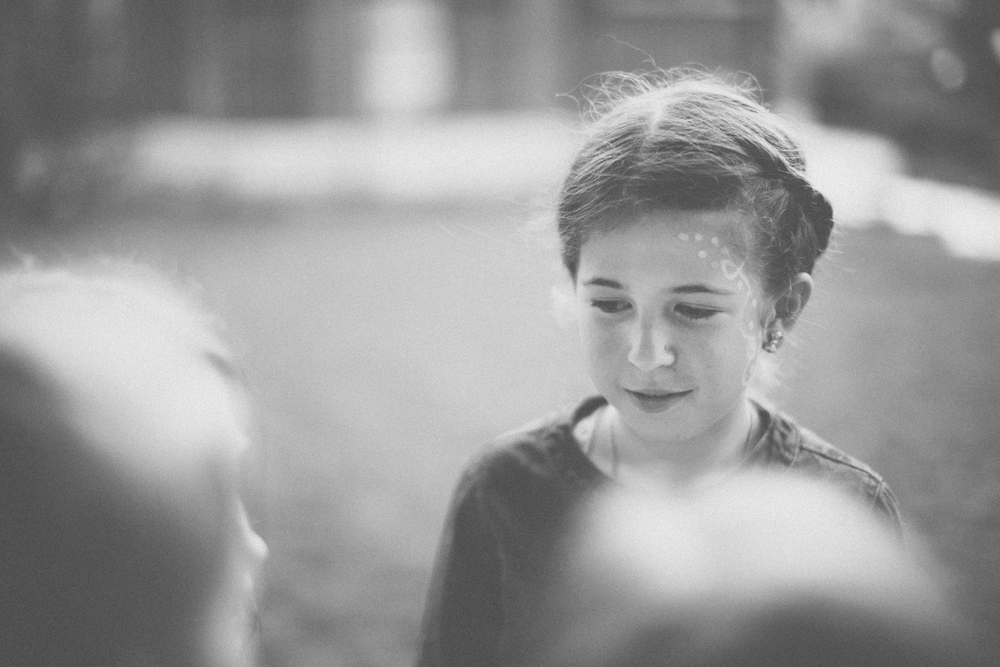 День рождения Веры, 10 лет