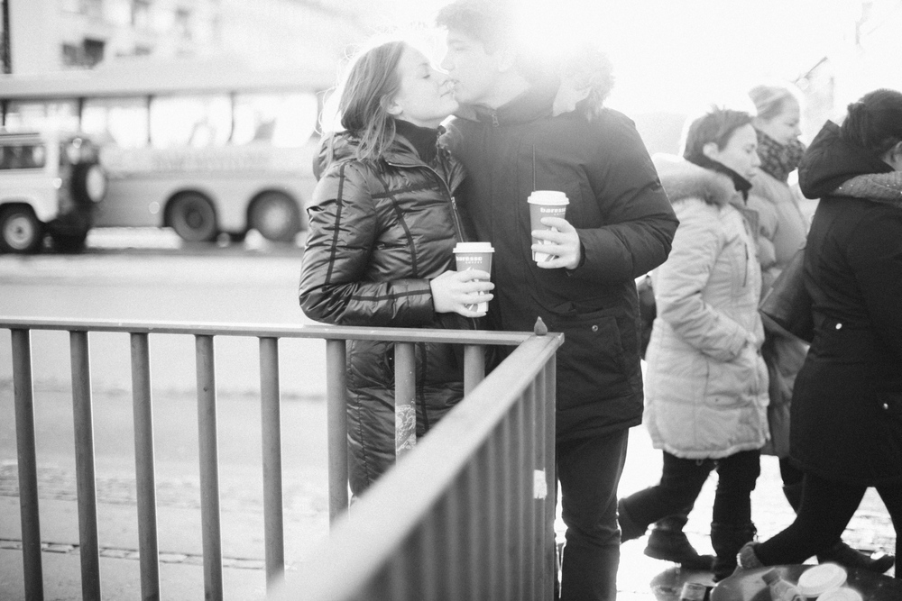 Таня и Игорь, Копенгаген