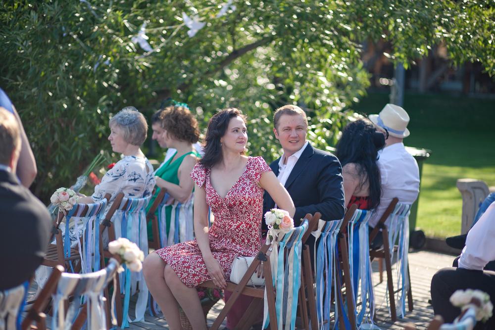 Аня и Олег