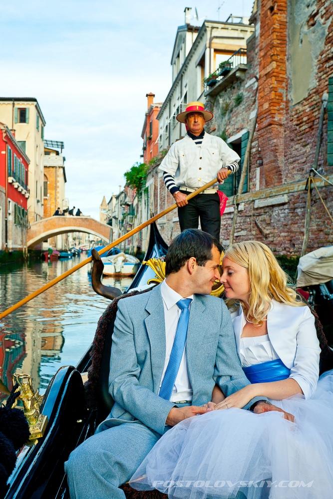 Wedphototour Италия Венеция