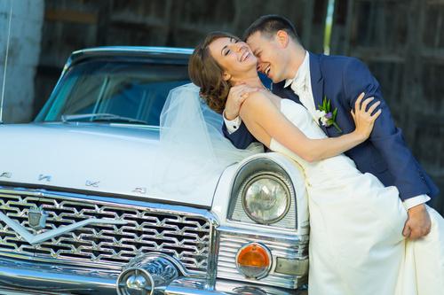 Свадьба Кристины и Антона