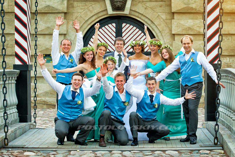 Свадьба Татьяны и Александра сентябрь