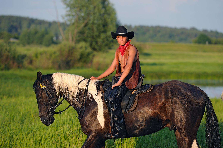 Конное ранчо
