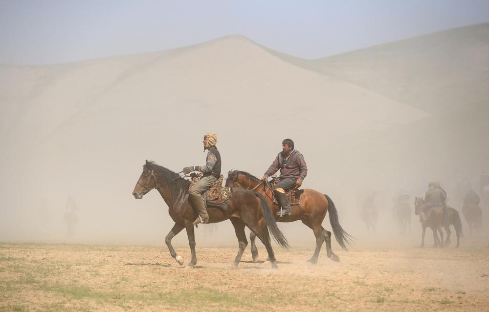 Бузкаши, Таджикистан