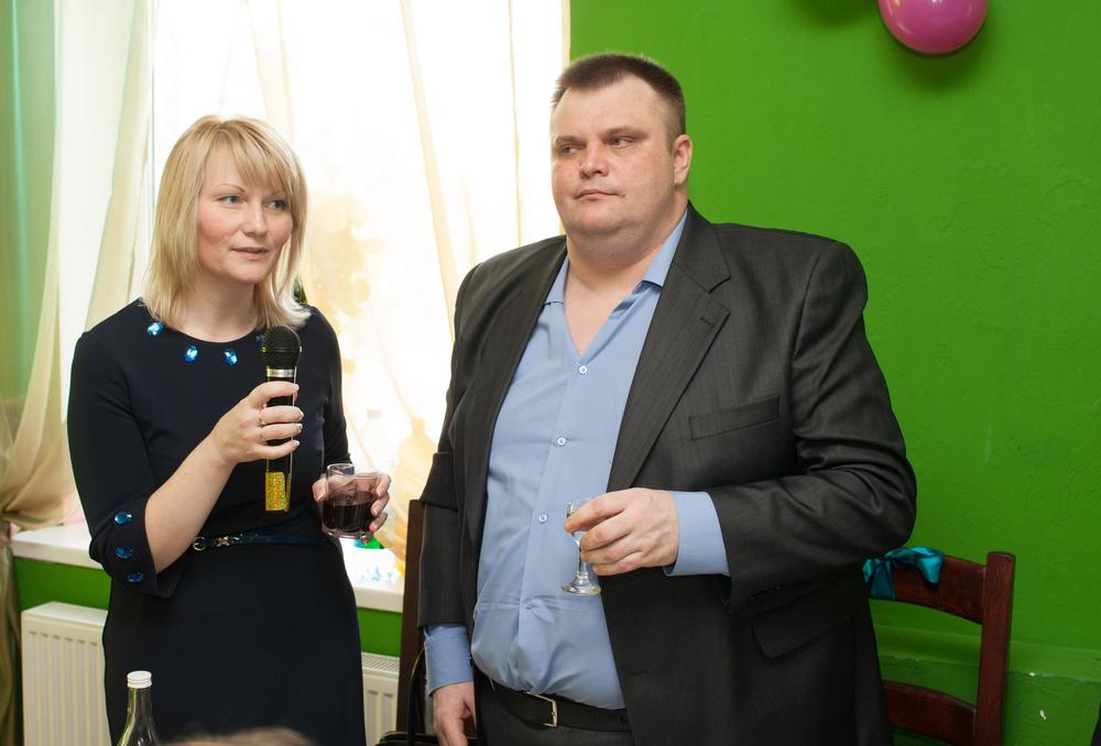 Оля и Максим