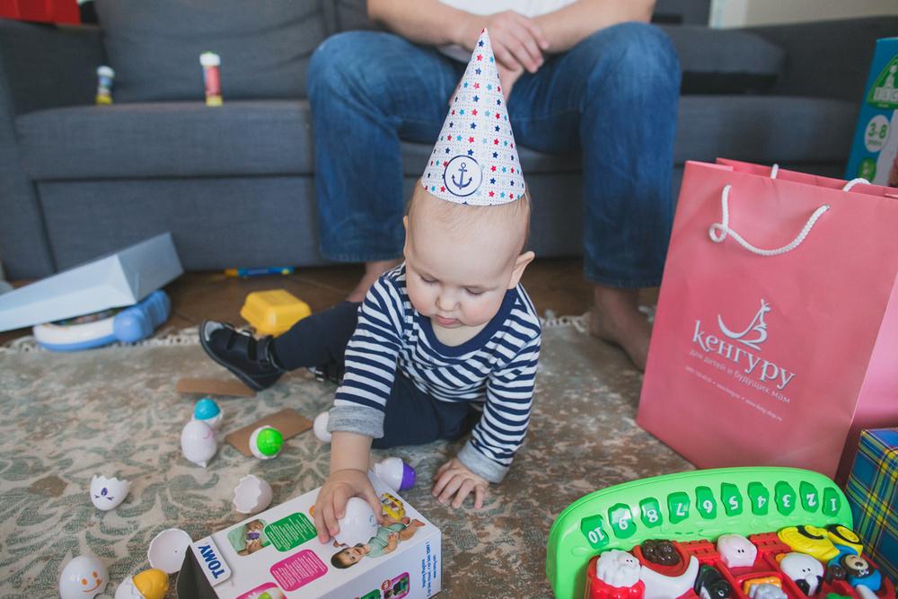 Детский праздник - Лёве 1 годик