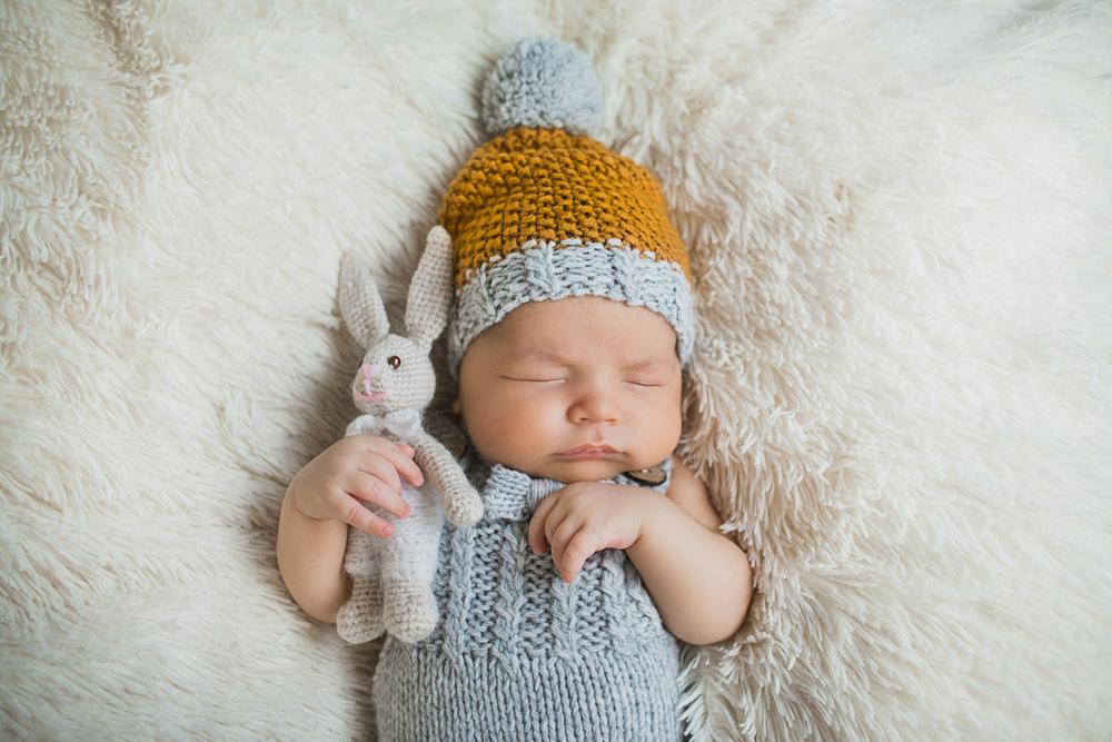 Семья - Новорожденный Мирон