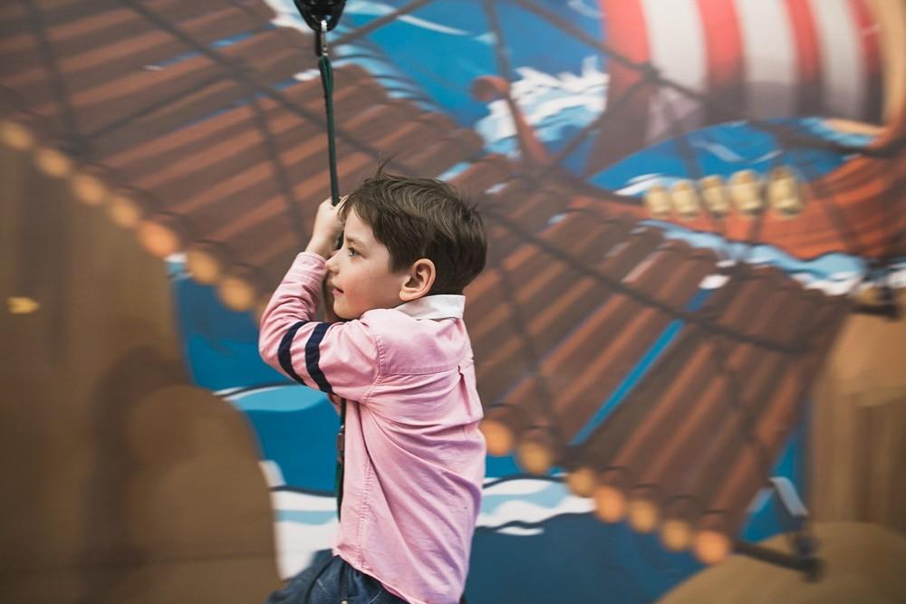 Детский праздник - Федору 4 годика