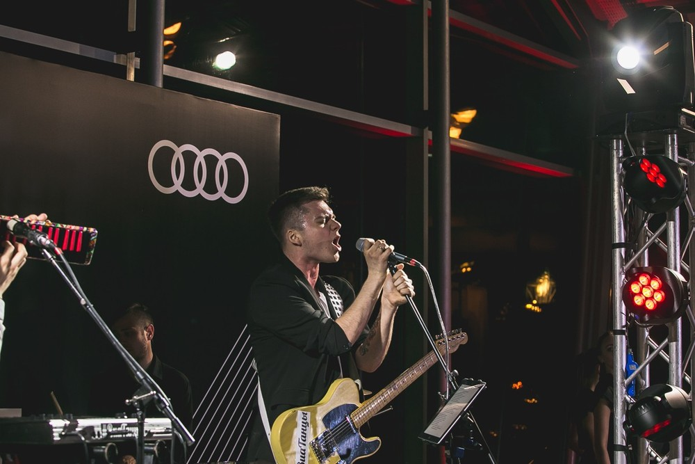 Репортаж - Презентация Audi Q5