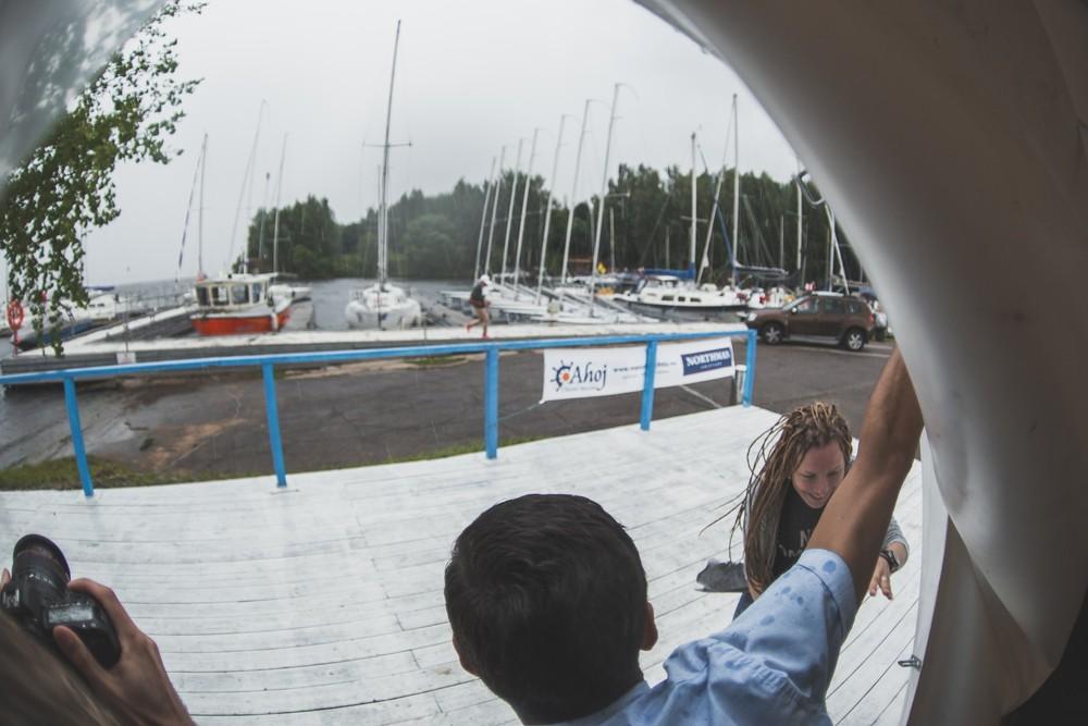 Репортаж - Корпоратив Leroy Merlin в Яхт клубе