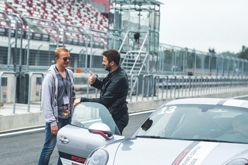 Репортаж - Moscow Raceway