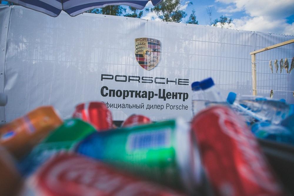 Репортаж - 15 лет Porsche (Рублевка)