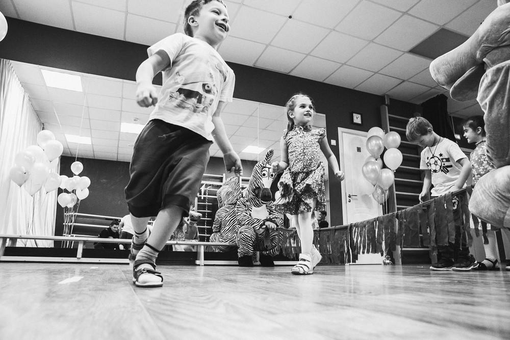 Детский праздник - Аня 5 лет