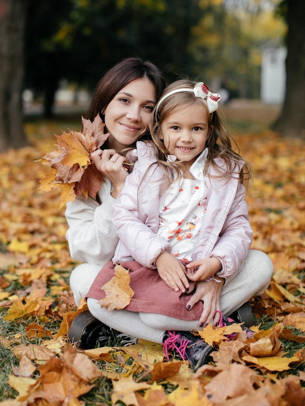 Семья - Осень А+И и малыши