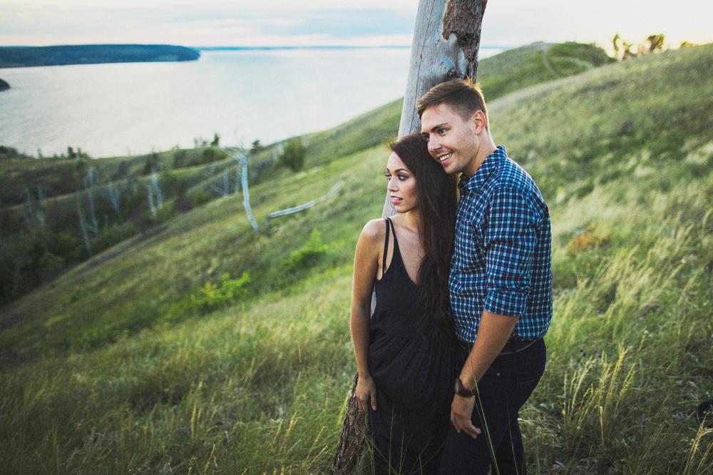 Свадьба+LS - Регина+Сергей (love story)