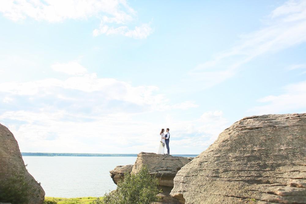 свадьбы - Альберт и Вика