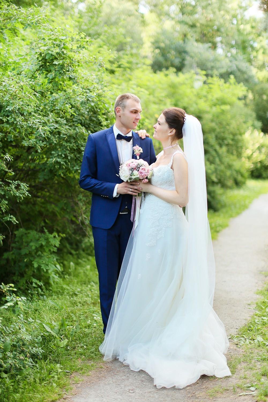 свадьбы - Владимир и Ольга