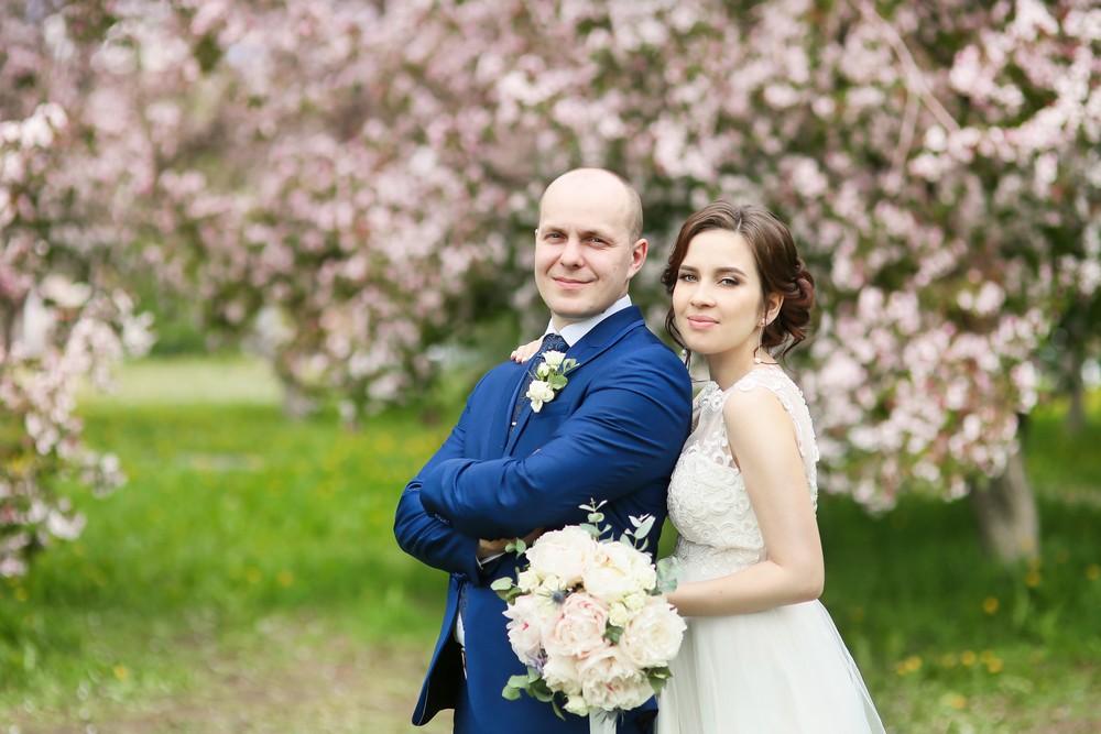 свадьбы - Сергей и Мария